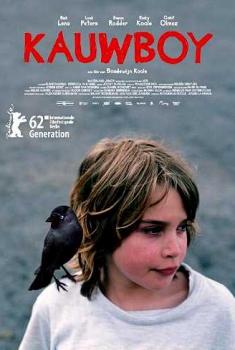 Kauwboy (2012) Poster