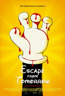 Escape from tomorrow (2013) Poster