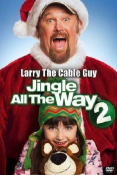 Jingle All the Way 2 (2014) Poster