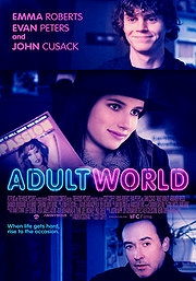 Adult World (2013) Poster
