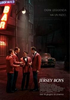 Jersey boys (2014) Poster