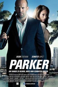 Parker (2013) Poster