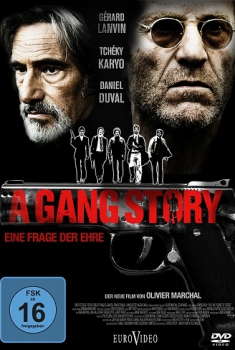 A Gang Story (2011) Poster