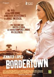 Bordertown (2007) Poster