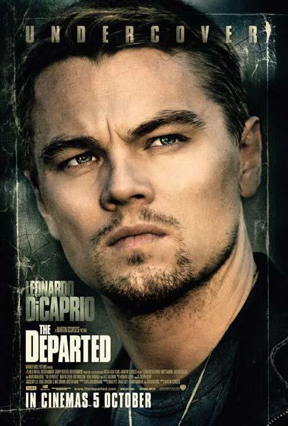The Departed – Il bene e il male (2006) Poster