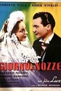Giorno di nozze (1942) Poster