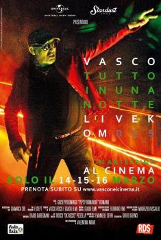 Vasco: Tutto in una notte - Live Kom 015 (2016) Poster