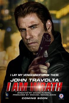 I Am Wrath (2016) Poster