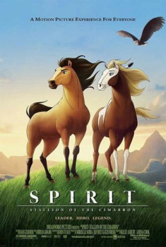 Spirit – Cavallo selvaggio (2002) Poster