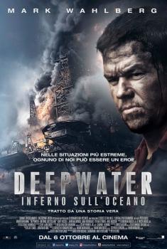 Deepwater - Inferno sull'Oceano (2016) Poster