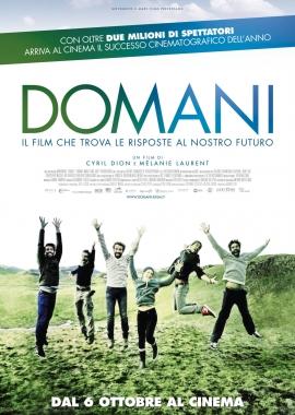 Domani (2015) Poster