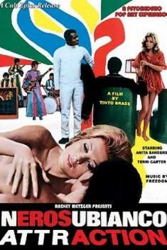 Nerosubianco (1969) Poster