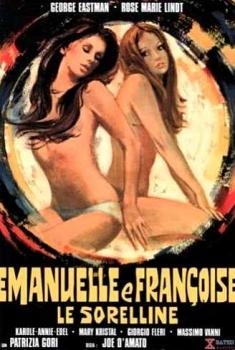Emanuelle e Francoise – Le sorelline (1972) Poster