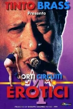 Corti Circuiti Erotici Vol.4 – Tinto Brass (2001) Poster