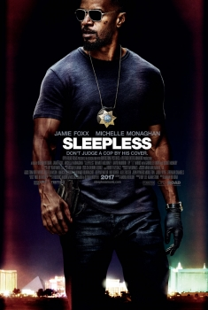 Sleepless - Il Giustiziere (2017) Poster