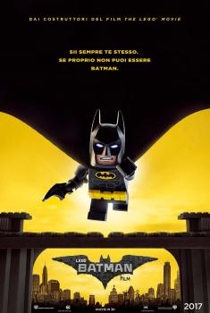 Lego Batman - Il Film (2017) Poster