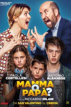 Mamma o papà (2017) Poster