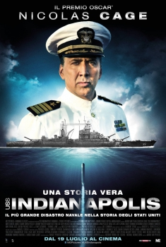 USS Indianapolis (2016) Poster