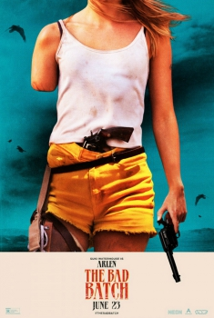 The Bad Batch (2016) Poster