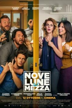 Nove lune e mezza (2017) Poster