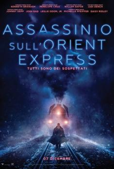 Assassinio sull'Orient Express (2017) Poster