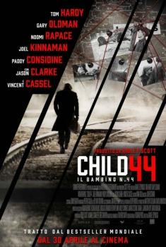 Child 44 - Il bambino numero 44 (2015) Poster