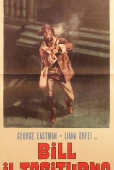 Bill il taciturno (1967) Poster