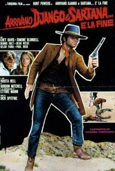 Arrivano Django e Sartana… è la fine (1970) Poster