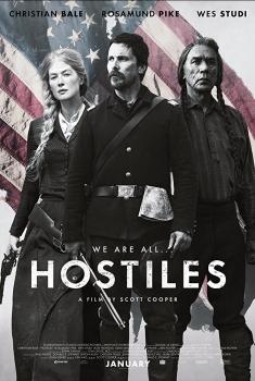 Hostiles - Ostili (2018) Poster