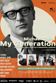 My Generation (2018) Poster