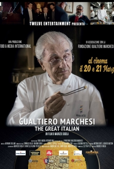 Gualtiero Marchesi - The Great Italian (2018) Poster
