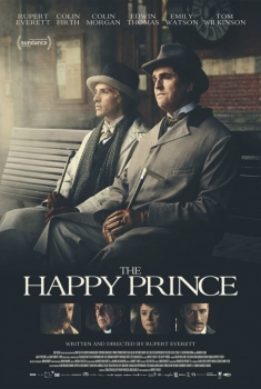 The Happy Prince (2018) Poster
