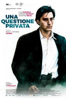Una questione privata (2017) Poster