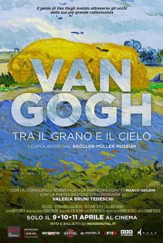 Van Gogh - Tra il grano e il cielo (2018) Poster