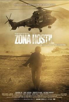 Zona Hostil (2017) Poster