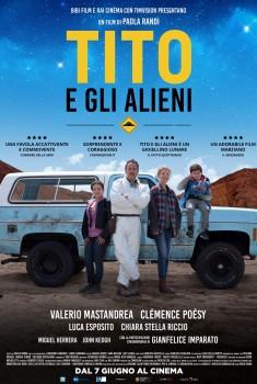 Tito e gli alieni (2017) Poster