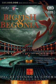 Big Fish & Begonia (2016) Poster