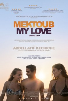 Mektoub, My Love: Canto Uno (2017) Poster