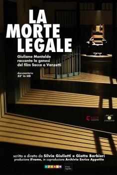 La morte legale (2017) Poster