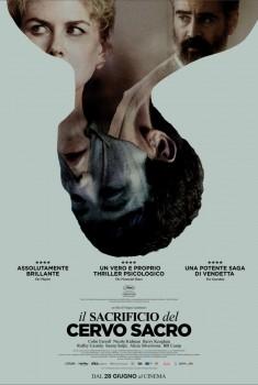 Il Sacrificio del cervo sacro (2017) Poster