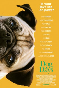 Dog Days (2018) Poster