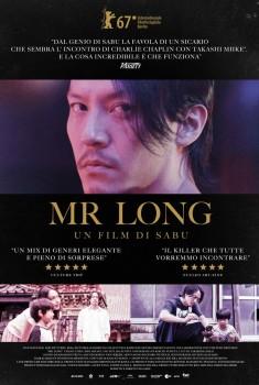 Mr Long (2017) Poster