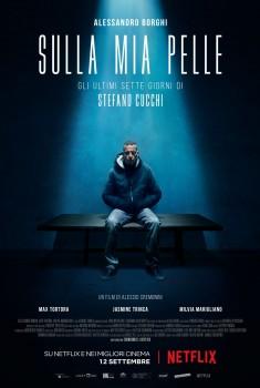 Sulla mia pelle (2018) Poster