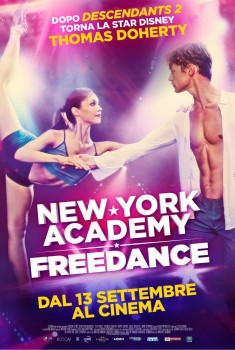 New York Academy - Freedance (2018) Poster