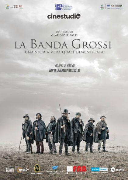 La Banda Grossi (2018) Poster