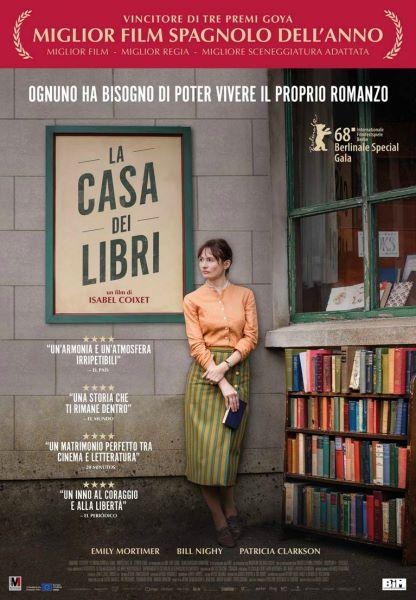 La casa dei libri (2018) Poster