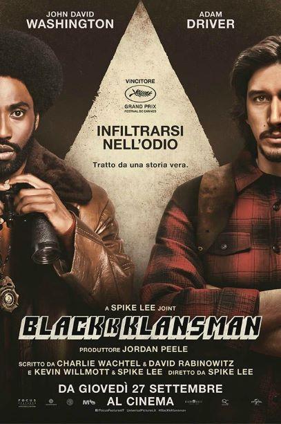 BlacKkKlansman (2018) Poster