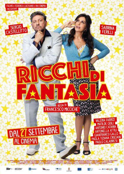 Ricchi di fantasia (2018) Poster