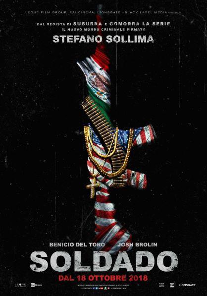 Soldado (2018) Poster