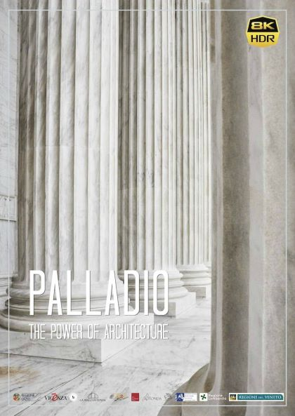 Palladio - The Power of Architecture (2018) Poster